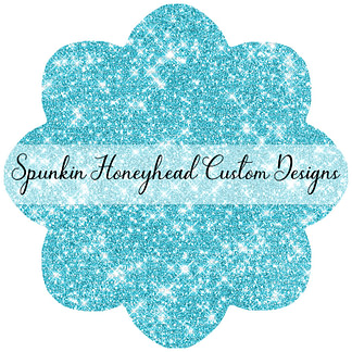 Always Available - Glitterific - Icy Blue - Solid Glitter