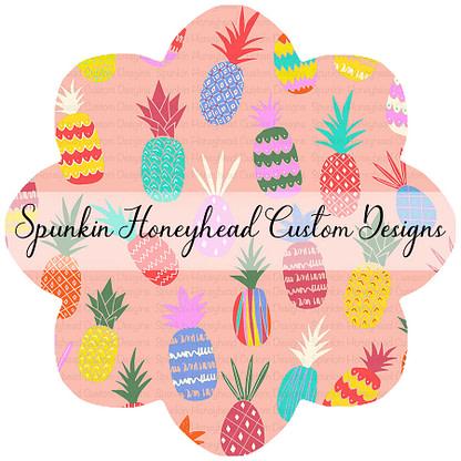 Round 40 - Funky Fruits - Poppin' Pineapples