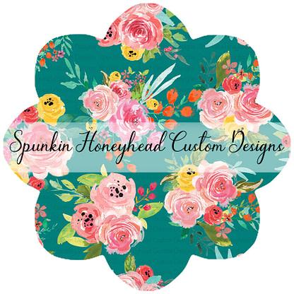 Round 40 - Summer Blooms - Floral Garden