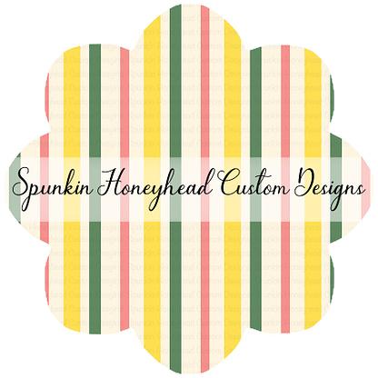 Round 40 - Funky Fruits - Stripes Multi