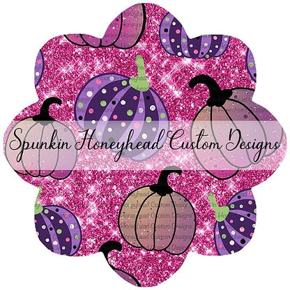 Round 43 - Tricks & Treats - Pumpkin Toss Sparkle