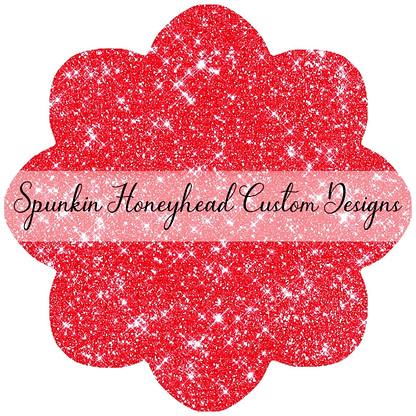 Round 44 - Flash Round - Love Bugs - Solid Glitter - Red