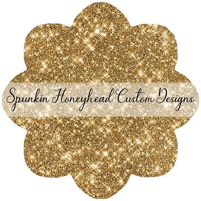 Round 44 - Flash Round - Love Bugs - Solid Glitter - Gold
