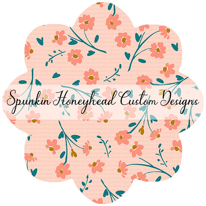 Round 48 - Spring Fling - Ditsy Floral