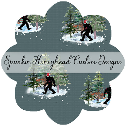 Round 45 - Squatching Through the Snow - Main