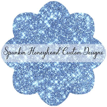 Round 47 (Flash Round) - Space Cuties - Glitter Solid - Blue