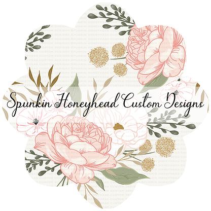 Round 48 - Spring Fling - Floral on Cream